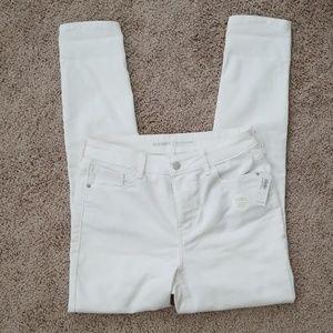 Old Navy High rise Skinny Jeans sz 6 W/ Stretch!